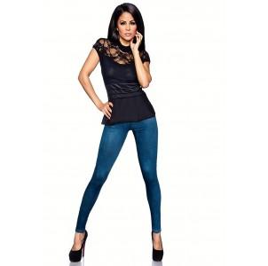 LEGÍNY ELEVEN-real jeans